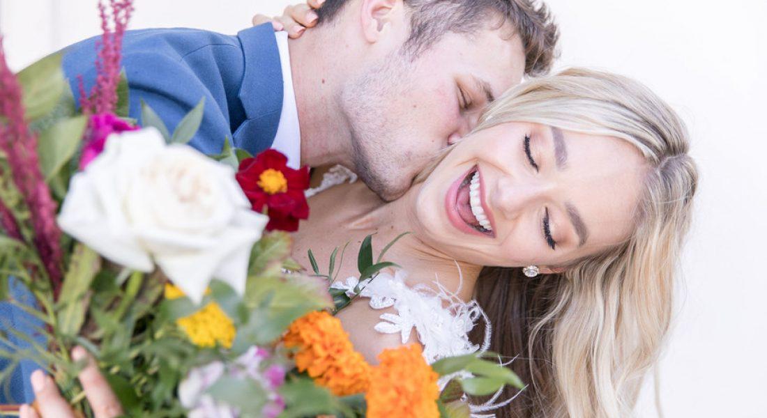 Boho Chic Wedding in Palos Verdes