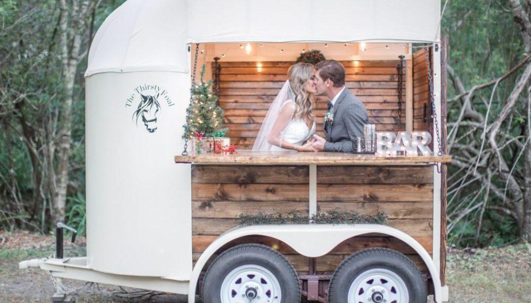 Christmas Themed Styled Wedding